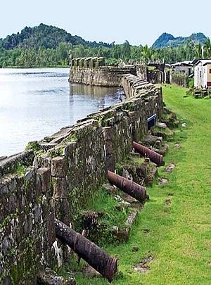 Portobelo fort